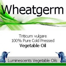 wheatgerm cold pressed oil