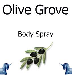 Olive Grove Body Spray