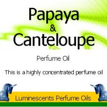 Papaya and Cantaloupe Perfume Oil