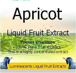 Apricot Liquid Fruit Extract