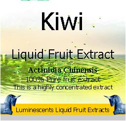 kiwi liquid fruit extract