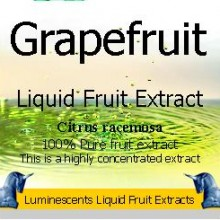 grapefruit liquid fruit extract