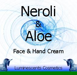 neroli and aloe cream