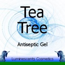 tea tree antiseptic gel