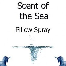 scent of the sea pillow spray