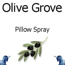Olive Grove Pillow Spray