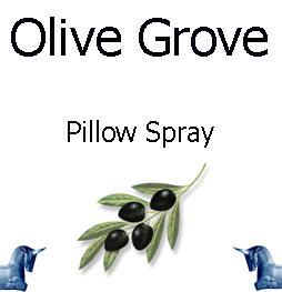 Olive Grove Pillow Spray