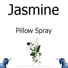 Jasmine Pillow Spray