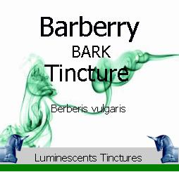 Barberry Bark Tincture