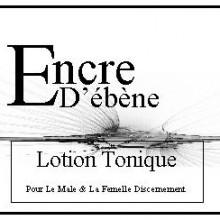 encre d'ebene lotion tonique