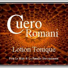 Cuero Romani Lotion Tonique