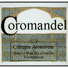 Coromandel Cologne Atomiser