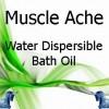 Muscle Ache Water Dispersible Bath Oil