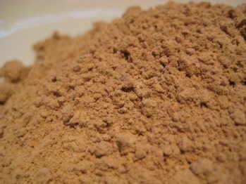 ginger-powdered