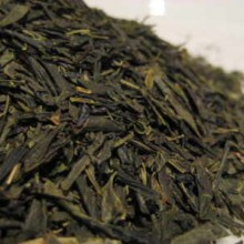 Japanese-Green-Sencha-leaves