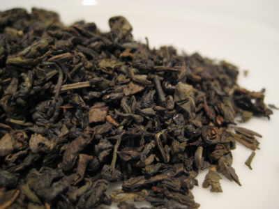 Earl-Grey-Green-tea-leaves