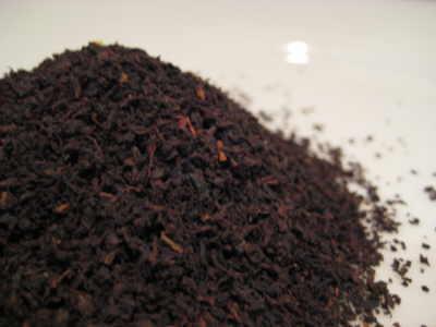 Uva-BOP tea leaves