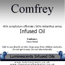 Comfrey-Infused-Oil