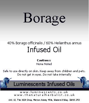 Borage-Infused-Oil