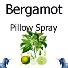 Bergamot Pillow Spray