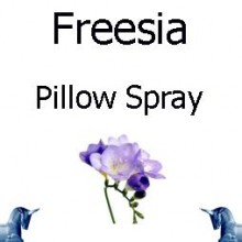 Freesia pillow Spray