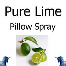 Pure Lime pillow Spray