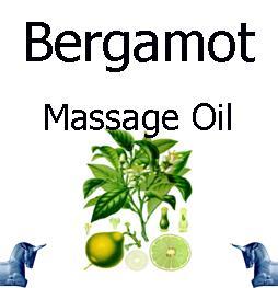 Bergamot Massage Oil