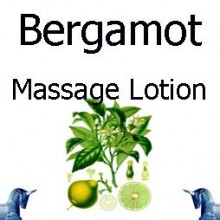 Bergamot Massage Lotion