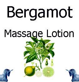 Bergamot Massage Lotion