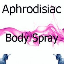 Aphrodisiac Body Spray