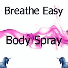 Breathe Easy Body Spray