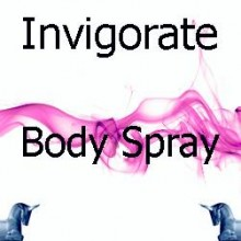 Invigorate Body Spray