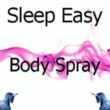 Sleep Easy Body Spray