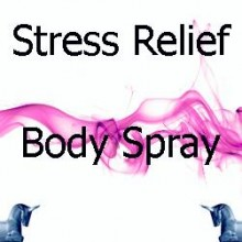 Stress Relief Body Spray