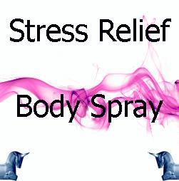 Stress Relief Body Spray
